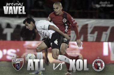 Resultado y goles del Atlante 1-1 Xolos en Copa MX 2017