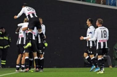 Coppa Italia - L'Udinese schianta il Bologna: 4-0 alla Dacia Arena