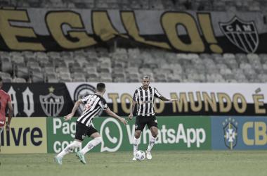 Foto/Reprodução:(Pedro Souza/Atlético)