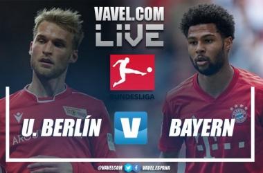 Resumen Union Berlin vs Bayern de Múnich (0-2)
