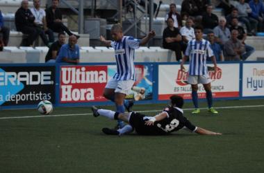 Tim Vincken abandona el Atlético Baleares