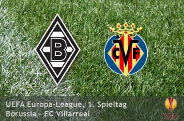 Borussia Mönchengladbach - Villarreal CF: Text Commentary, Football scores and Result of Europa League