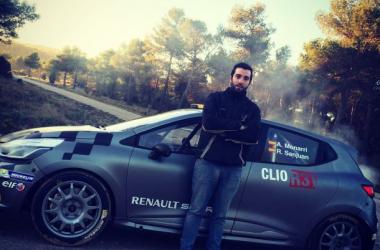 """Entrevista. Markel de Zabaleta: """"Hay mucho interés en la Copa Dacia y en la Clio R3T European Trophy"""""""