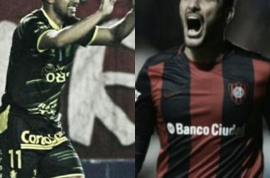 Cara a cara: Blandi - Rios, el olfato goleador