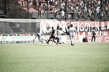 Formica anotó el gol leproso (Foto: La Capital).