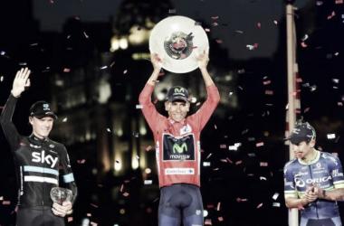Nairo campeón de la Vuelta a España