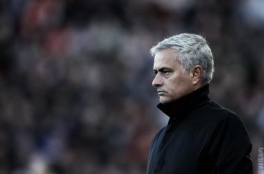 José Mourinho durante su etapa en Old Trafford | Foto: Manchester United