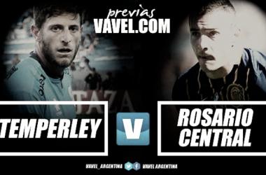 Previa Temperley vs Rosario Central. Dos que quieren su primera victoria. Foto: VAVEL