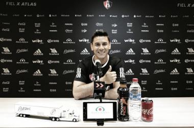 """Óscar Ustari: """"Siempre nos ha costado jugar ante Santos"""""""