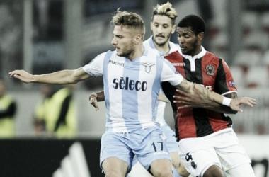 Em jogo decisivo, Lazio vence Nice e assume liderança do grupo na Europa League