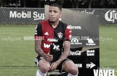 Gómez jugará por la banda izquierda en ofensiva | Foto: Luis Aguirre / VAVEL