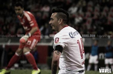 Rubens manejó los hilos en la diabólica victoria   Foto: Fabián Meza / VAVEL