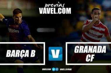 Previa FC Barcelona B – Granada CF: vencer el miedo