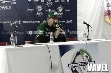 """Benjamín Gil: """"Tenemos tres grandes cerradores en el equipo"""""""