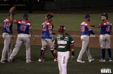 Puerto Rico le pone el pie a México en el debut de Serie del Caribe