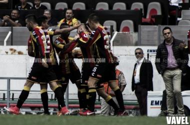 Leones Negros queda en la sexta posición general | Foto: Fabián Meza / VAVEL
