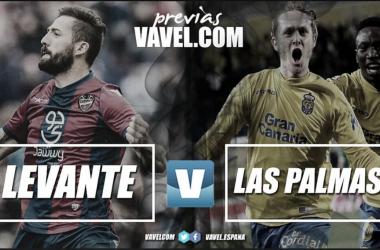 Previa Levante UD - UD Las Palmas: la última bala se dispara en Valencia