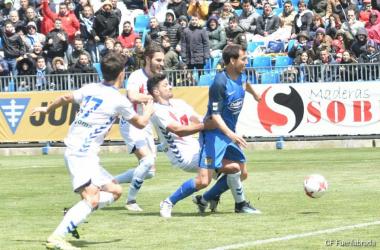 Foto: CF Fuenlabrada