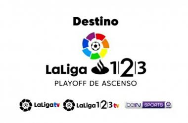 El playoff de ascenso será televisado por los canales de LaLiga