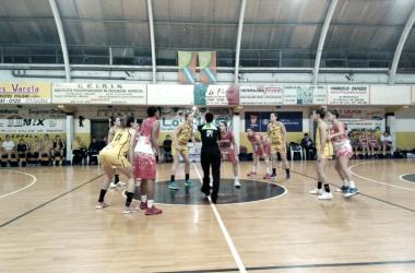 A puro básquet | Foto: Liga Nacional Femenina