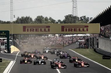 Previa del GP de Hungría 2018 | Foto: @f1