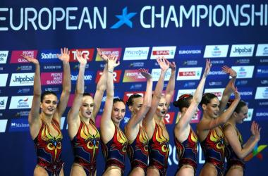 Rusia recupera el oro europeo de equipo libre