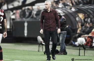 Próximo confronto de Nunes à frente do Atlético será contra o Peñarol (Miguel Locatelli / Site oficial CAP)
