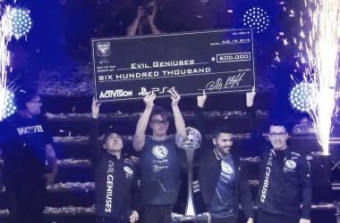 Evil Geniuses Campeón del Mundo de Call of Duty | Foto: Dexerto