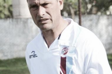 """Cristian Aldirico es el nuevo técnico del """"Gasolero"""". Foto: Prensa UAI Urquiza"""