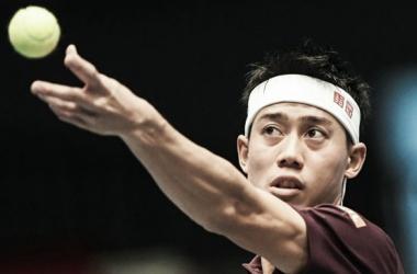 El japonés ganó su último título en el 2016. | Foto: VAVEL Tenis.