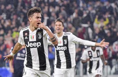 Serie A - La Juventus riprende a vincere e batte un ottimo Cagliari (3-1)