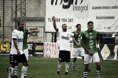 Migue Montes durante un momento del encuentro. | Foto: Mérida AD