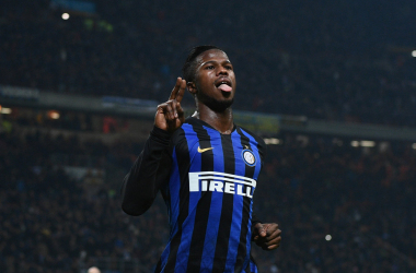 Serie A-Inter batte Frosinone e vola al terzo posto, aspettando il Napoli