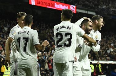 ريال مدريد يحقق فوز مقنع على فالينسيا