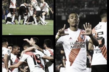 Libertadores, Superliga y Copa Argentina: un triple desafío (Fotomontaje).