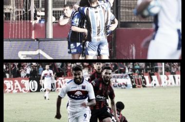 Almagro vs Tigre (Fotomontaje).