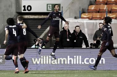 Foto: Reprodução/Arsenal