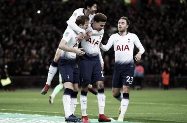 Divulgação: Tottenham/Twitter Oficial