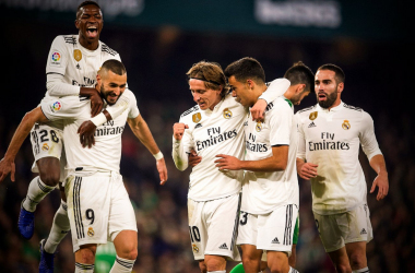 ريال مدريد يحقق الثلاث نقاط، وعلامات استفهام حول الأداء
