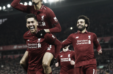 Divulgação: Liverpool/Twitter Oficial