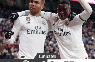ريال مدريد يخطف المركز الثالث من إشبيلية