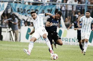 Atlético Tucumán no pudo con un equipo suplente de Talleres, y empató en cero. Foto: Redes.