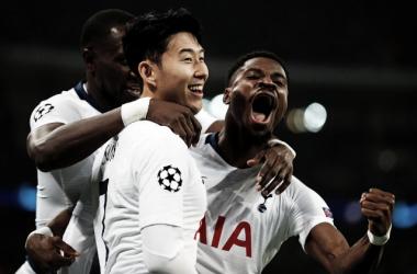 Reprodução/Tottenham