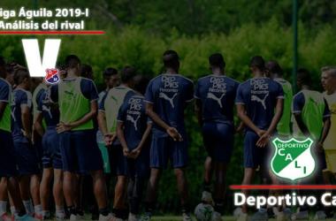 Independiente Medellín, análisis del rival: Deportivo Cali