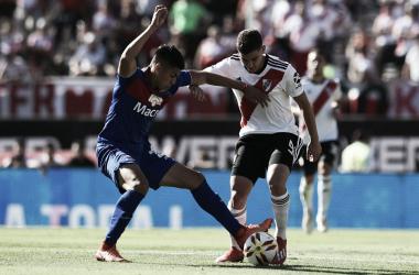 A pesar del triunfo, a Tigre no le alcanzó para evitar el descenso al Nacional B. Foto: River Oficial.