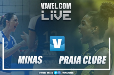 Resultado Itambe/Minas x Dentil/Praia Clube AO VIVO pela Superliga Feminina de Vôlei (3-2)