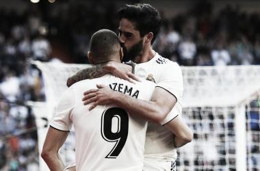 Zidane cuenta con Benzema, Bale e Isco