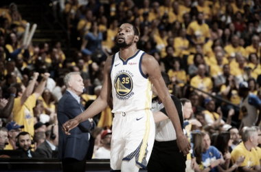 PlayOffs NBA: Golden State le ganó a Houston el primer partido
