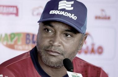 """Depois do empate, Roger aprova atuação do Bahia contra o São Paulo: """"Melhor jogo"""""""
