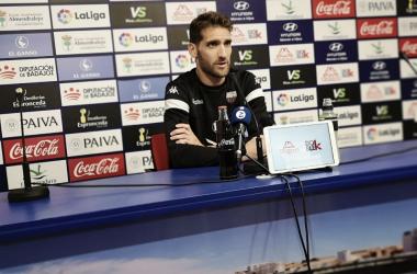 """Fausto Tienza: """"Volví a casa para jugar partidos como el del domingo"""""""